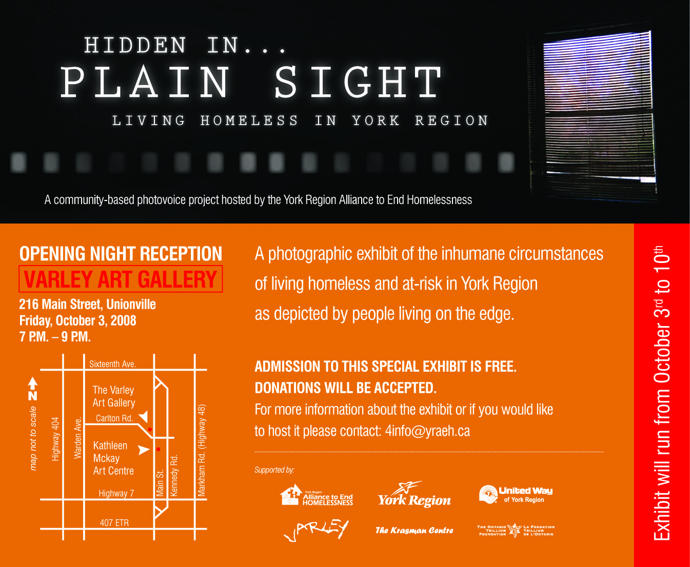 Hidden In Plain Sight Homeless Students >> Hidden In Plain Sight Homelessness Photographic Exhibit Mobilize This