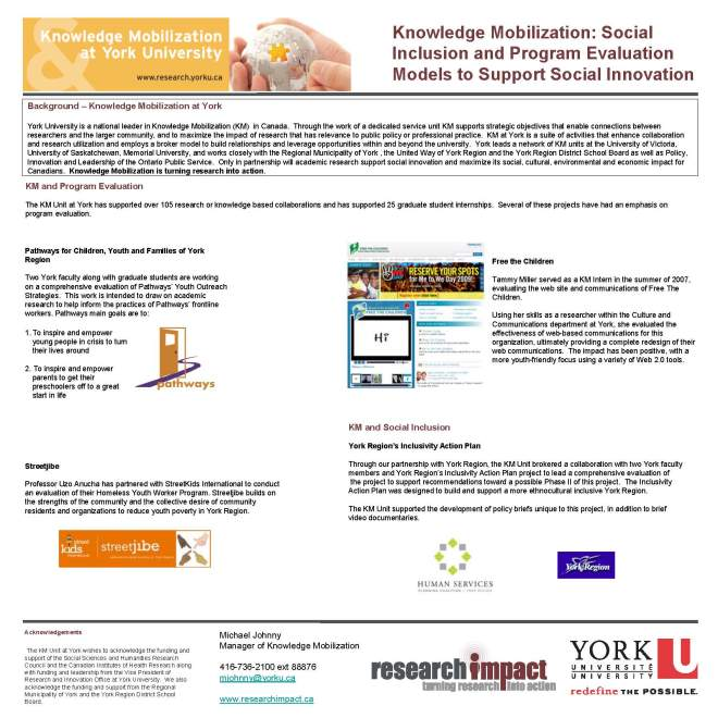 Social Inclusion and Program Evaluation Models to Support Social Innovation