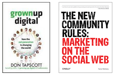 Grown Up Digital and The New Community Rules