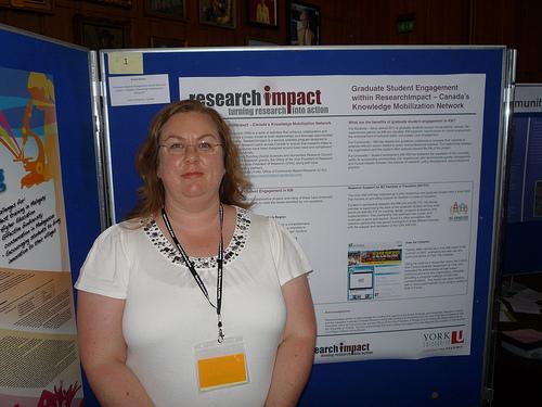 Krista Jensen, Knowledge Mobilization Officer, YorkU