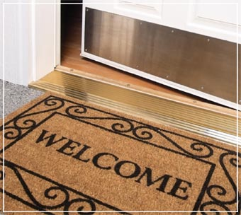 Message to sshrc as you remodel the house don t forget for Welcome home front door mats