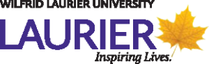 Université Wilfrid-Laurier logo